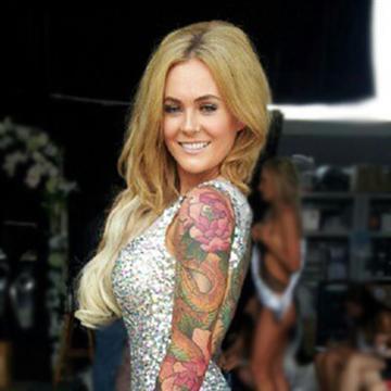 Miss progress international information angelopedia for Miss tattoo pageant
