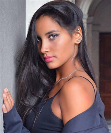 Agustina Modernell Miss Universo Uruguay 2016 finalist