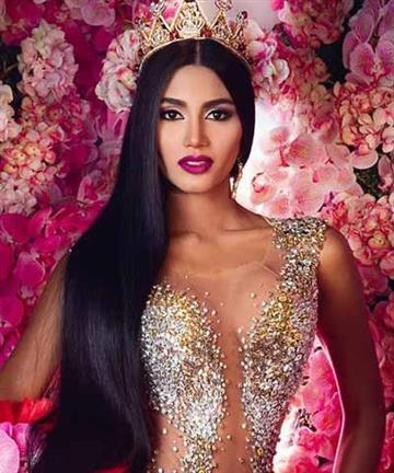 2018 | MU | Venezuela | Sthefany Gutierrez Y7WJA9XM5USthefany-Gutierrez