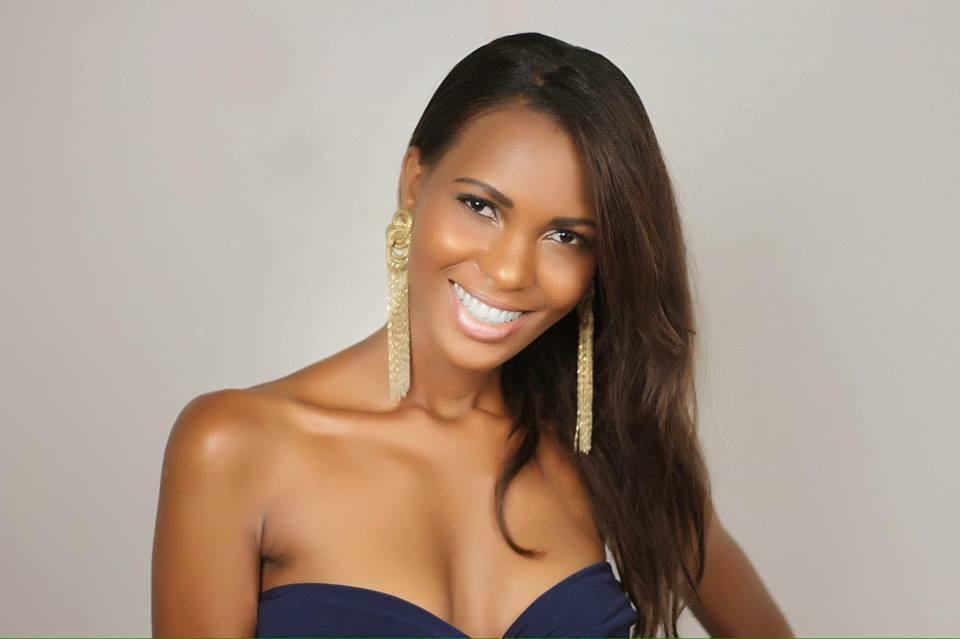 Rose Cathelyne Paul Miss Grand Haiti 2016 (Photo Credit: Official Facebook/ Miss Grand International Organization)