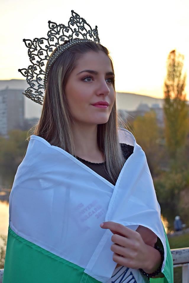 Meet Miss Universe Bulgaria 2017 Nikoleta Todorova - YouTube