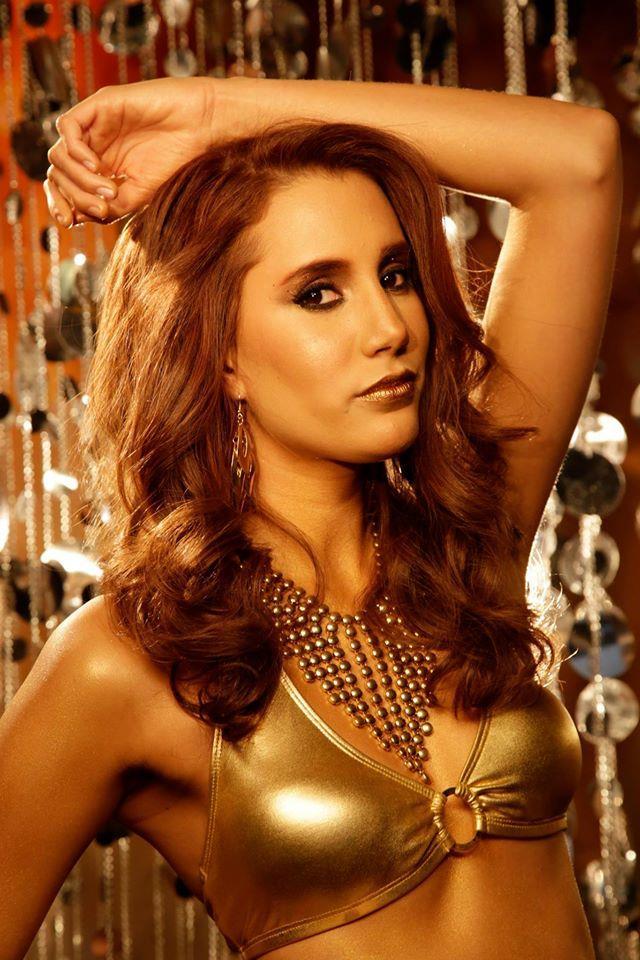Marielle Ruesga Castañeiras Contestant Nuestra Belleza Mexico 2017 (Photo Credit: Facebook Official)