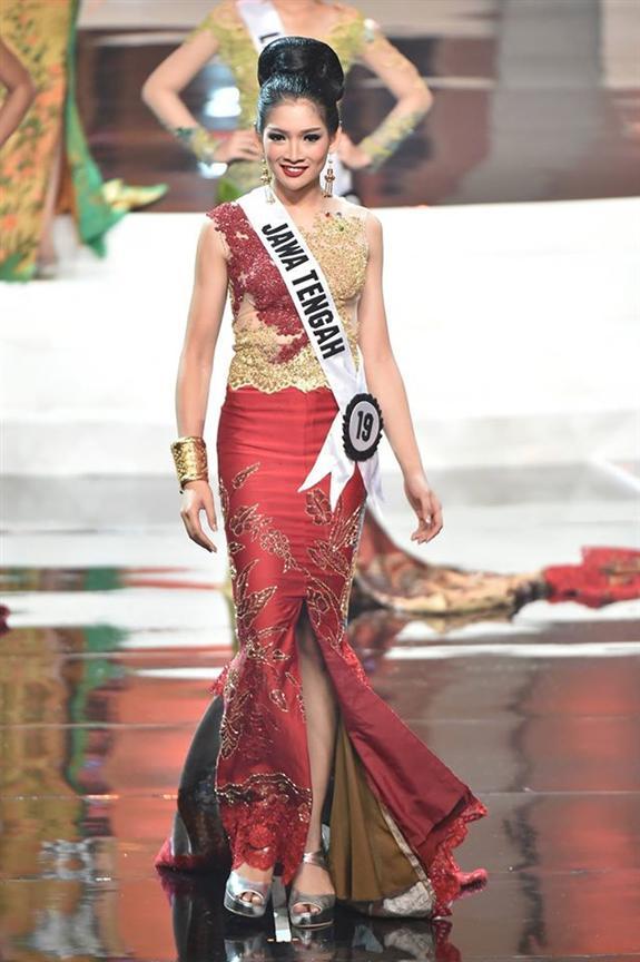 Anindya Kusuma Putri Miss Universe Indonesia 2015