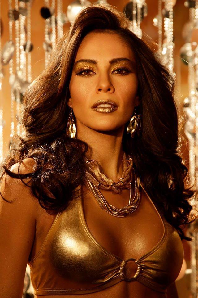 Adriana Mardueño Villaseñor Contestant Nuestra Belleza Mexico 2017 (Photo Credit: Nuestra Belleza Mexico Facebook Official)