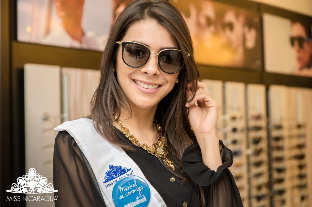 Berenice Quezada Crowned Miss Nicaragua 2017: Berenice Quezada Herrera Contestant Miss Nicaragua 2017