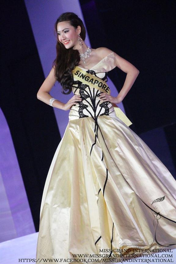 miss grand international 2014 Photo Gallery Jasy ln Tan (Singapore)
