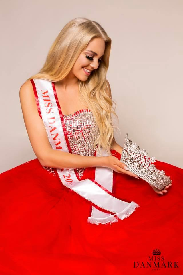 Amanda Petri Miss World Denmark 2017 - Finalist Miss World 2017 (Photo Courtesy: Miss World ...