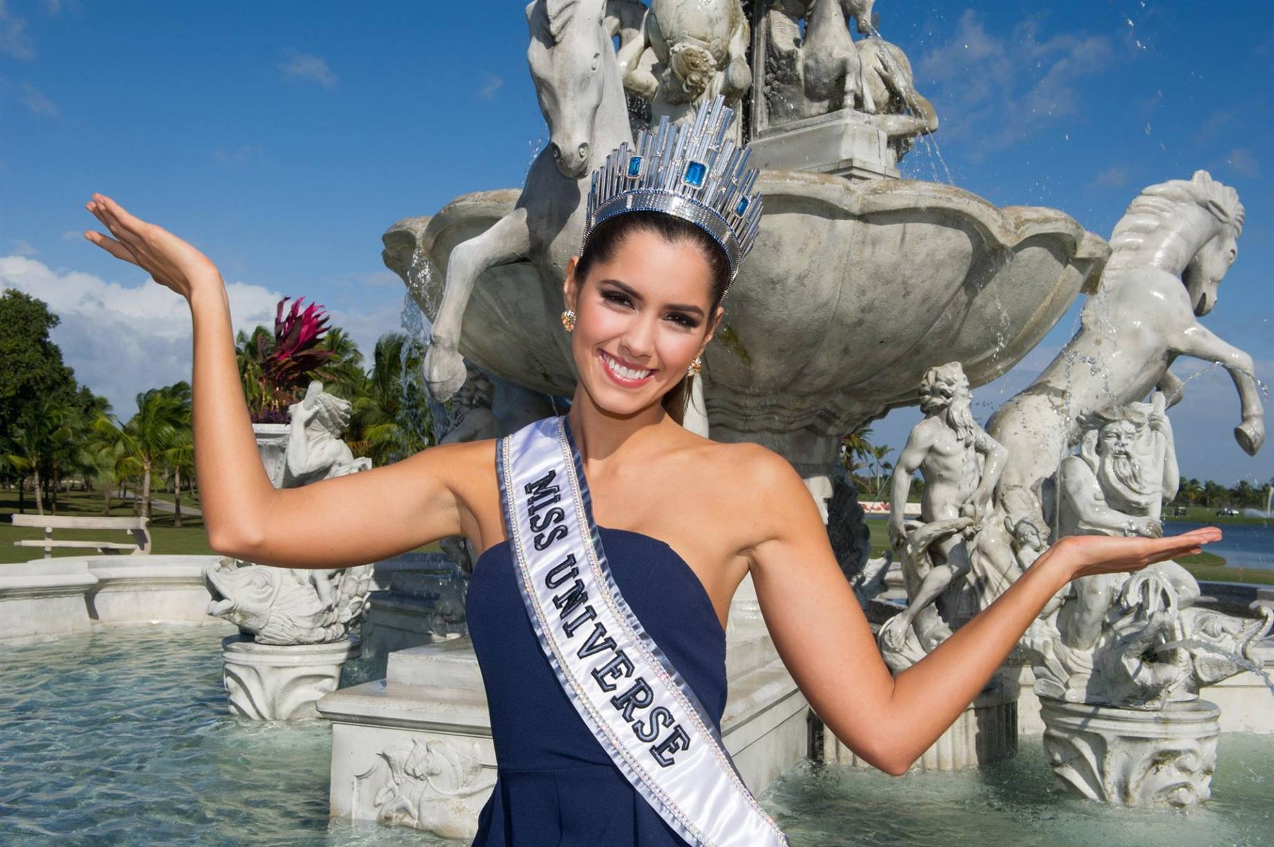 Miss Universe Paulina Vega: Miss Universe 2014 Photos