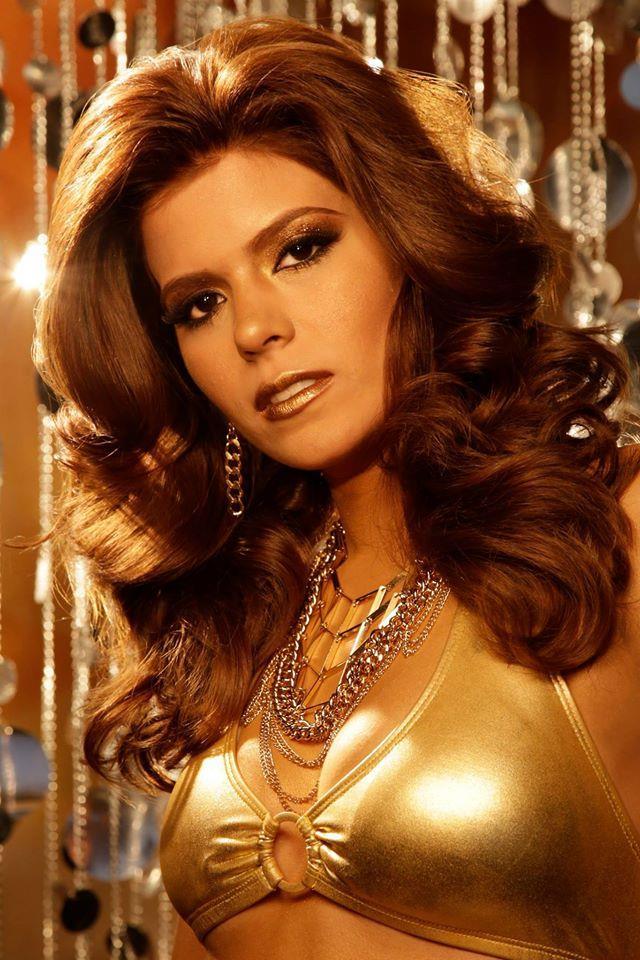 Yareli Guadalupe Carrillo Salas Contestant Nuestra Belleza Mexico 2017 (Photo Credit: Facebook Official)