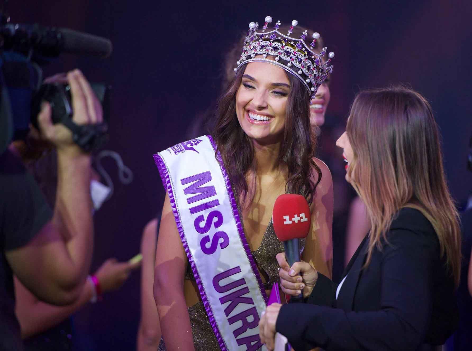 Miss Ukraine 2018 Meet The Contestants,Miss Ukraine 2018