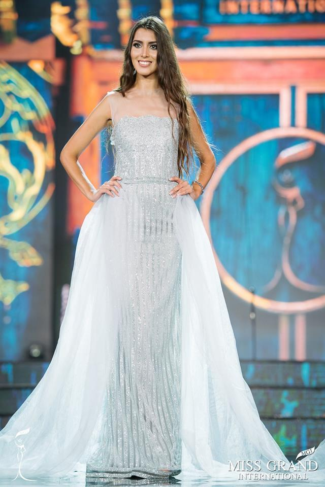 Aigul Zaripova ( Tatarstan ) Miss Grand International 2017 Photos ...