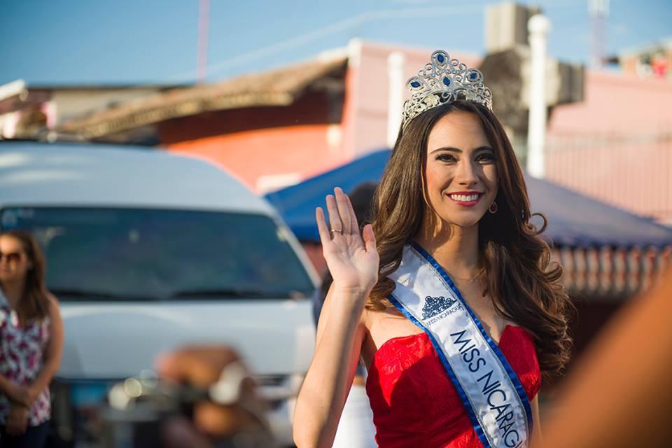 Marina Jacoby Wins Miss Nicaragua 2016: Marina Jacoby ( Nicaragua ) Miss Universe 2016 Photos