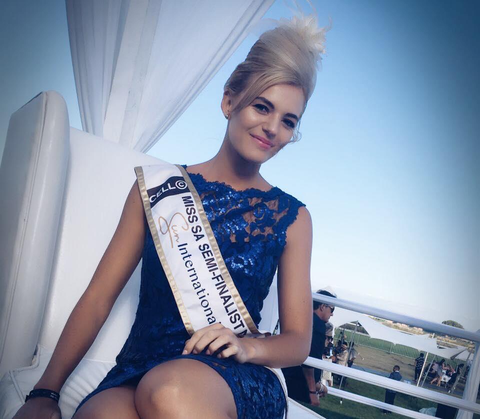 Yuta Raubenheimer South Africa Miss South Africa 2017