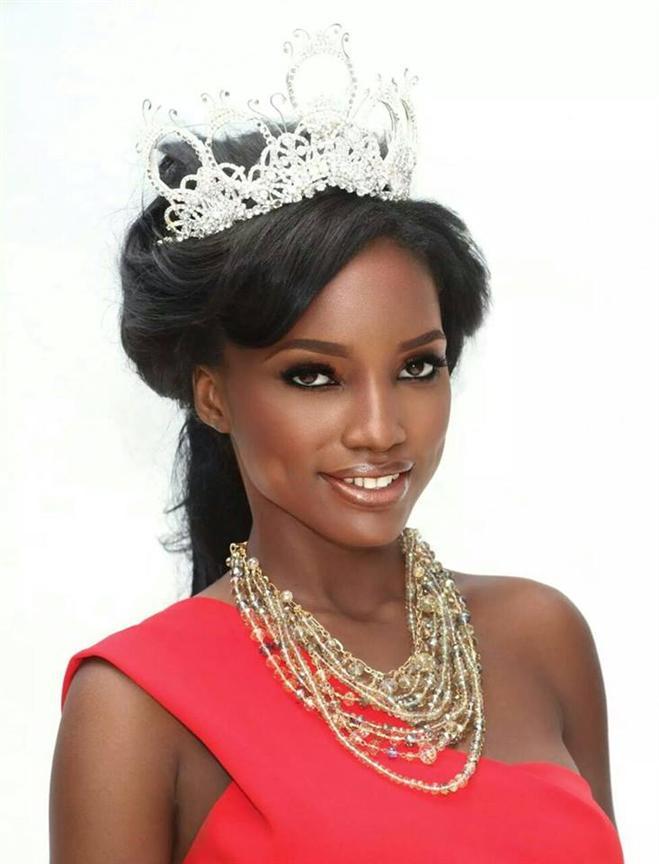 Miss universe trinidad and tobago Hot pics.