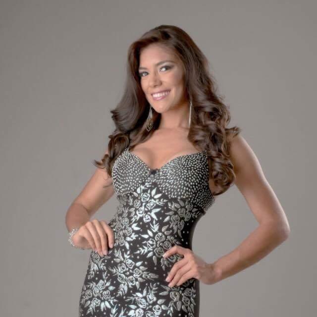 Solange Aparicio Dávila Contestant Miss World Peru 2017