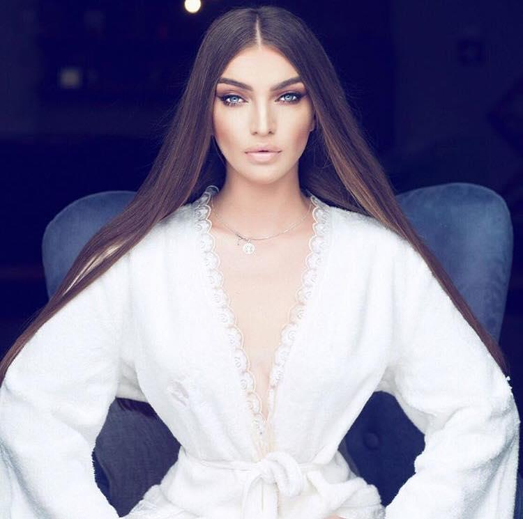 Ana Ademi Finalist Miss Universe Kosovo Kosova 2018