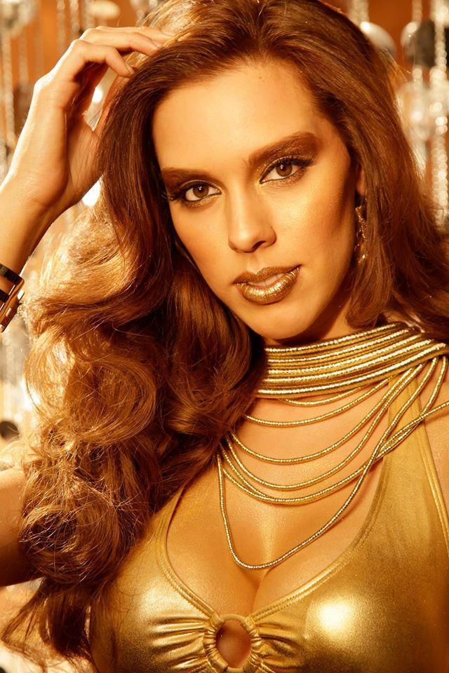 Ángela Goretti Robles Ibarra Contestant Nuestra Belleza Mexico 2017 (Photo Credit: Nuestra Belleza Mexico Facebook Official)
