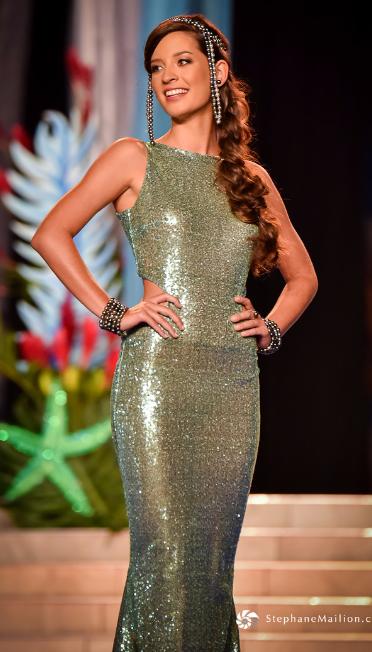 Vaiata Buisson Miss Grand French Polynesia 2016 (Photo Credit: Official Facebook/ Miss Grand International Organization)