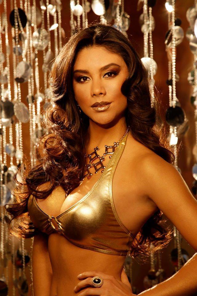 Edna Kikey Sato De la Cruz Contestant Nuestra Belleza Mexico 2017 (Photo Credit: Facebook Official)