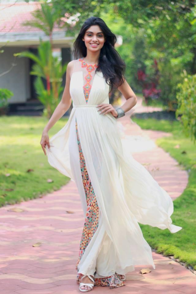 Aafreen Vaz ( India ) Femina Miss India 2015 Photos | Angelopedia