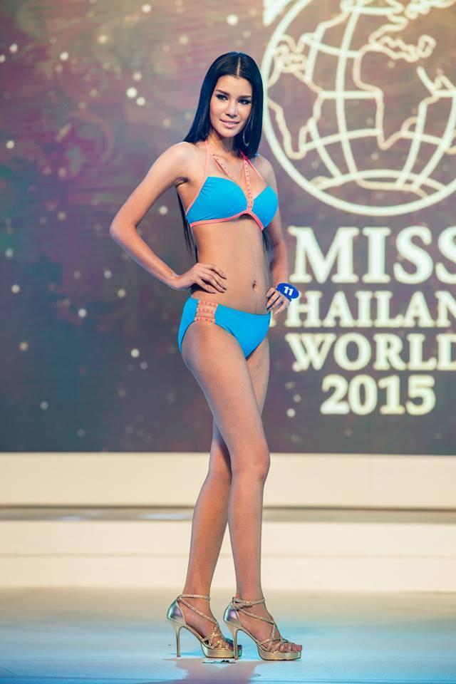 Miss International Queen Swimsuit Theerisara Yokoyama ( ...