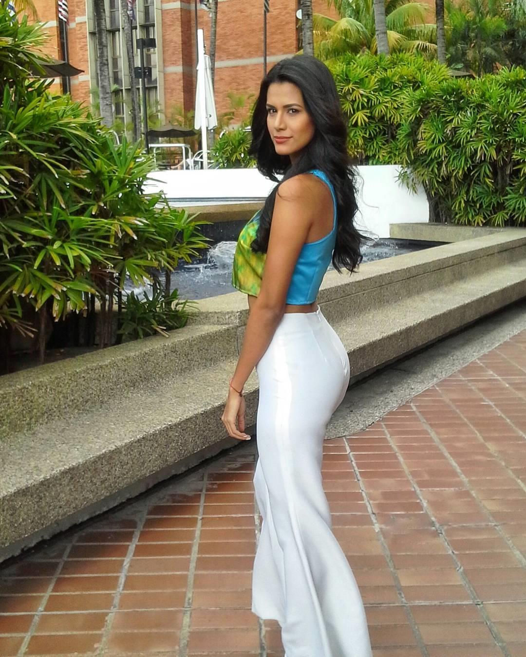 Ana Cristina Diaz Contestant from Venezuela for Reinado Internacional del Cafe 2017 (Photo Credits: Facebook Official)