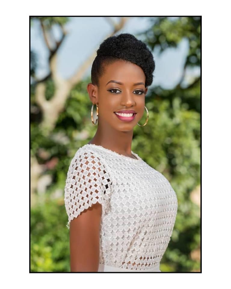 Boonabaana Rich Shyla from Kampala - Finalist Miss World Uganda 2018 (Photo Courtesy: Miss Uganda Official)