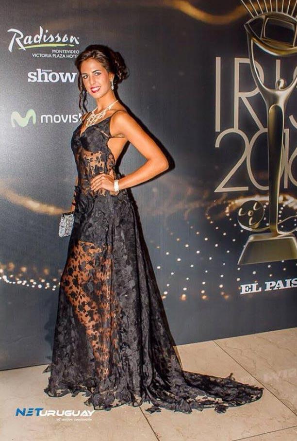 Sherika de Armas was crowned Miss World Uruguay 2015