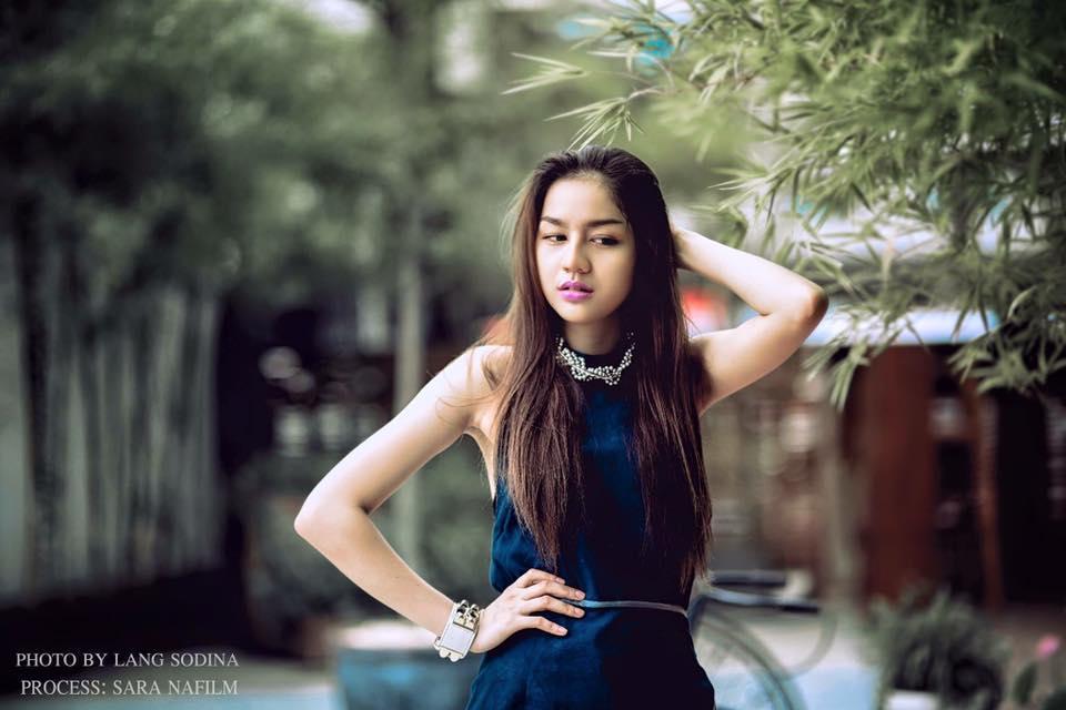 Heng Chantha Miss Grand Cambodia 2016 (Photo Credit: Official Facebook/ Miss Grand International Organization)