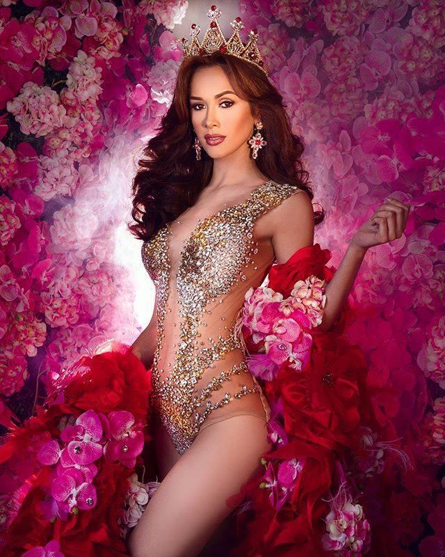 Yoselín Paola Rojas Márquez Finalist Miss Venezuela 2017 (Photo Courtesy: Miss Venezuela/Facebook Official)