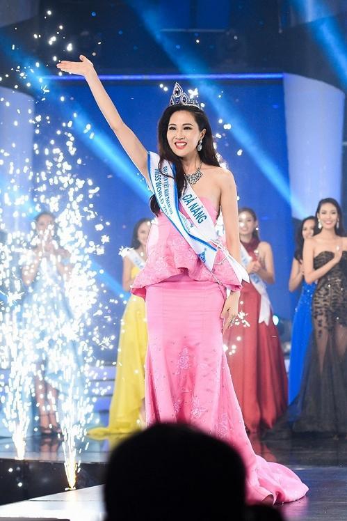Truong Thi Dieu Ngoc Miss World Vietnam 2016