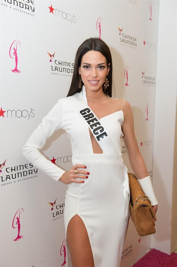 Miss Universe Greece 2014 is Ismini Dafopoulou ! - Miss