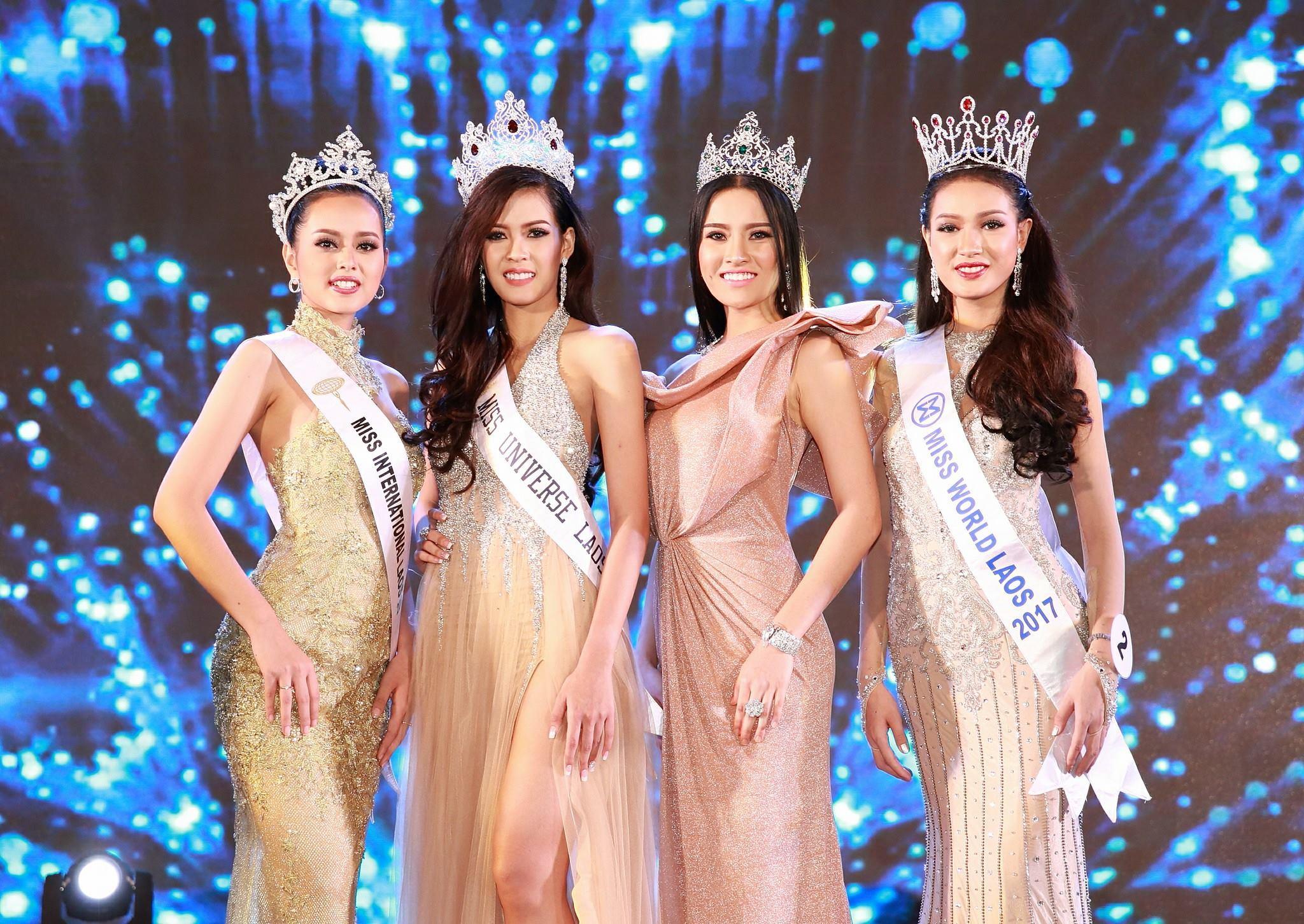 Souphaphone Somvichith ( Laos ) Miss Universe Laos 2017 ...