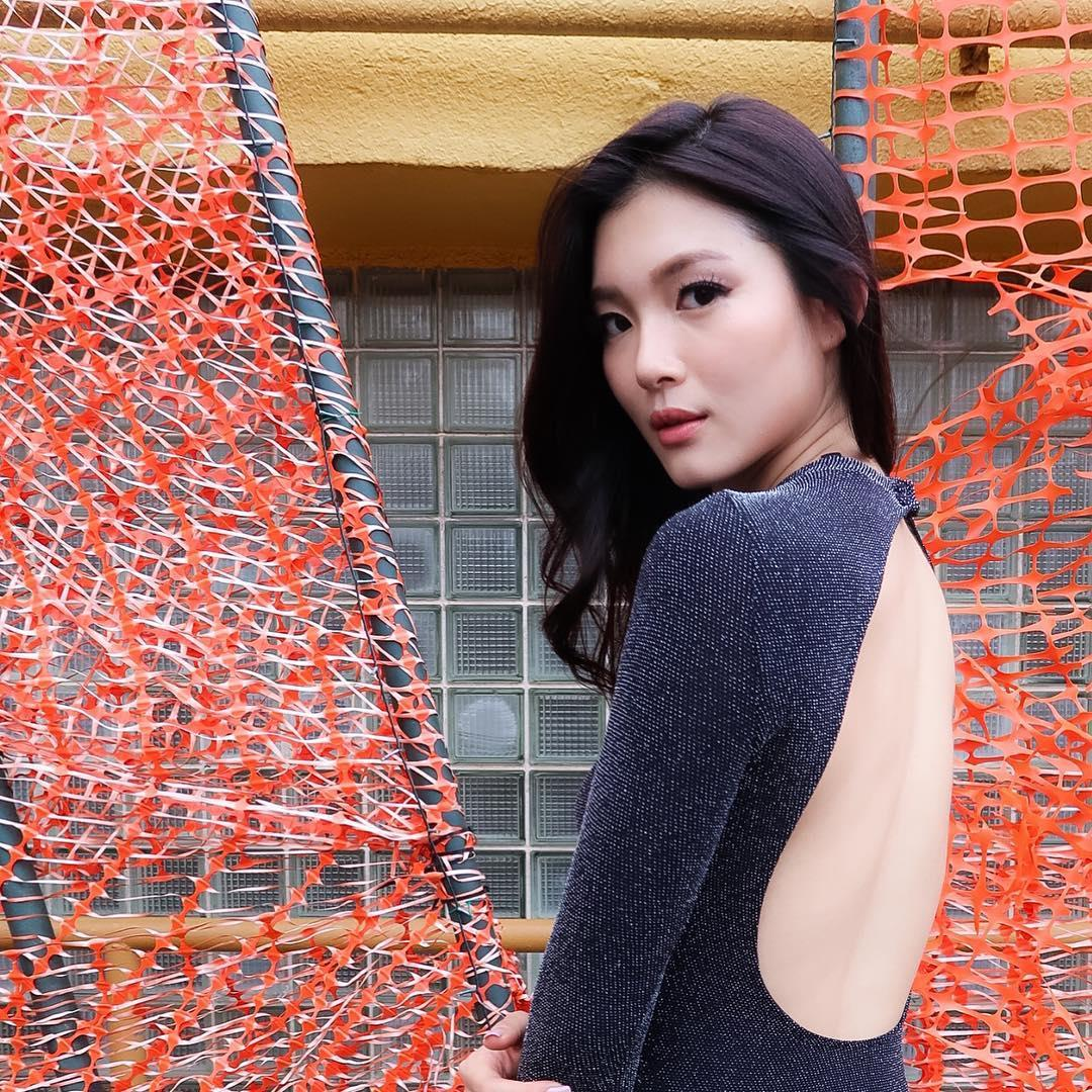 Cheryl Chou Contestant from Singapore for Miss Universe ...