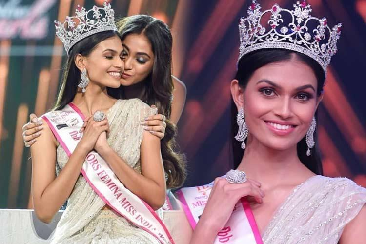 Suman Rao Miss India 2019 for Miss World 2019