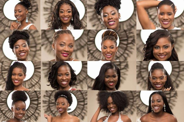 Miss Jamaica World 2018 Meet the Finalists