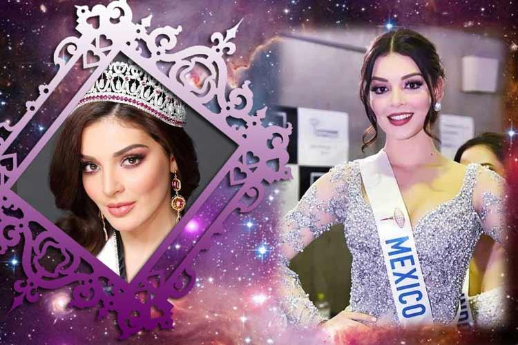 Andrea Isabel Toscano Miss International Mexico 2019
