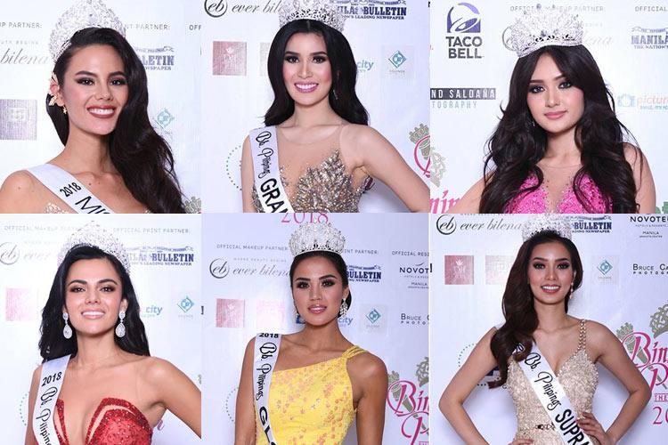 Binibining Pilipinas 2019 Top 15 favourite contestants by Angelopedia