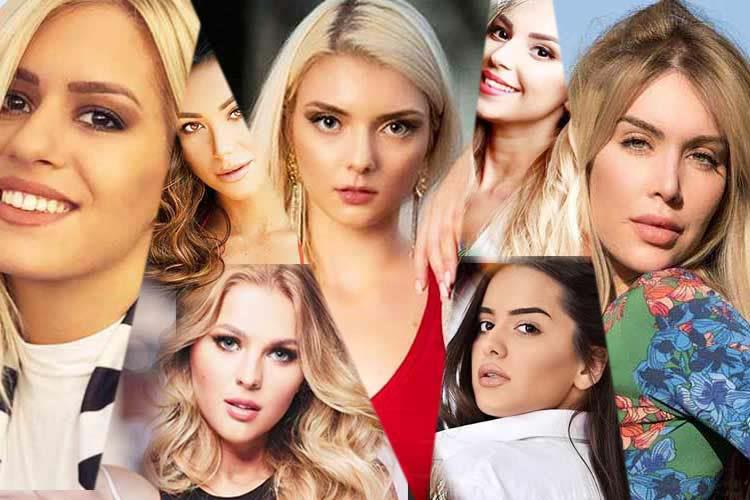 European beauties competing in Miss Earth 2020