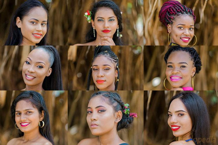 Miss Earth Guyana 2019 Meet the Delegates