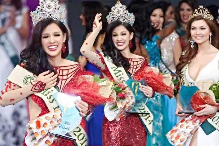 Miss Earth 2014 Jamie Herrell from Philippines