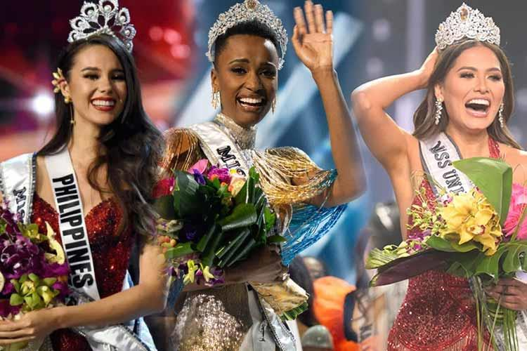 Miss Universe winners from 2011 to 2020