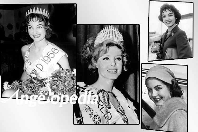 Time travelling to Miss World Titleholders from 1951 to 1960