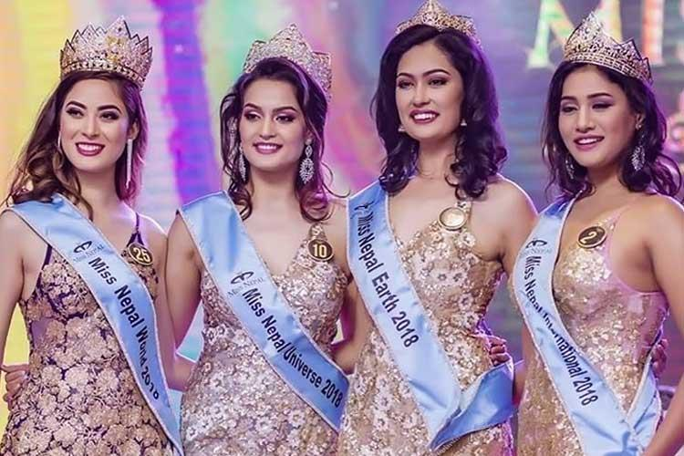 Miss Nepal 2019 Top 10 Hot Picks by Angelopedia