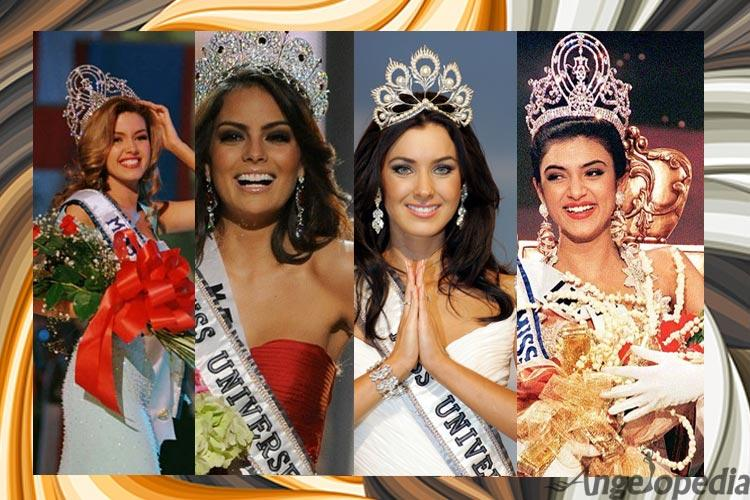 The Most Iconic Miss Universe Titleholders