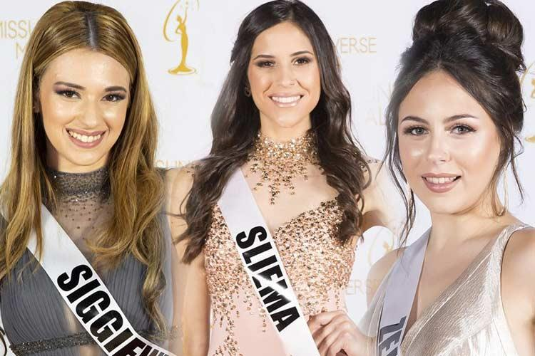 Miss Universe Malta 2019 Top 10 Favourites By Angelopedia