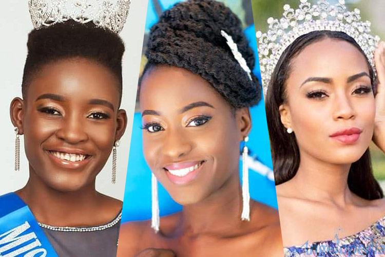 Representatives of Haiti in International Beauty Pageants 2018