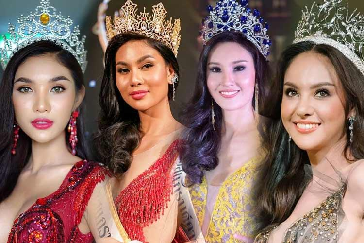 Miss Grand Thailand 2019 Top 25 Favourite Delegates