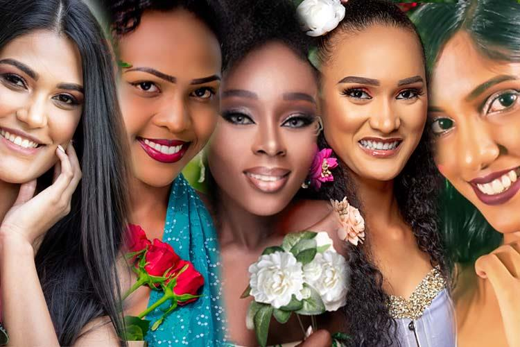 African beauties competing in Miss Earth 2019