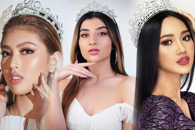 Team Asia For Miss Grand International 2020